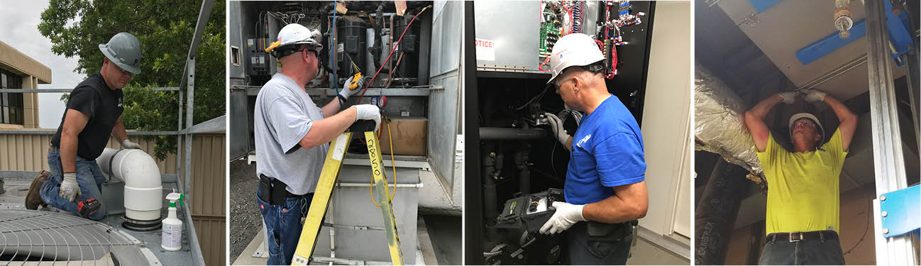 The Face of P1: A Service Technician's Crucial Role