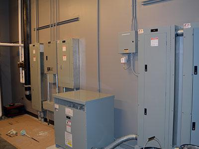 Electrical Wall