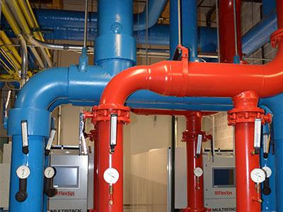 Ps Pipes Stacked Indoors