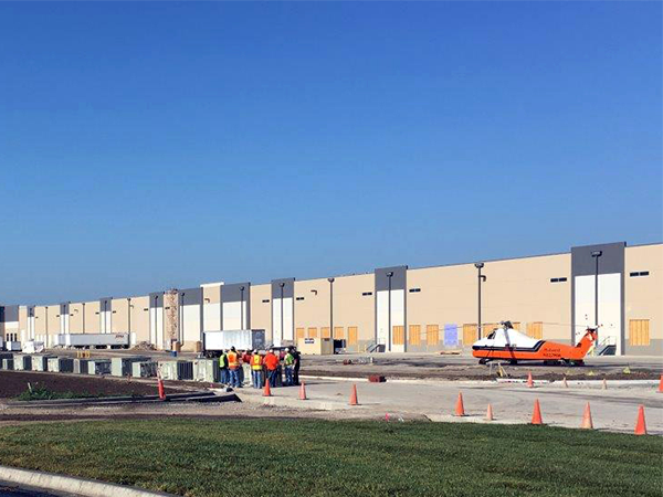 Amazon Fulfillment Center MKC4